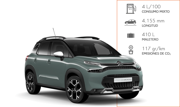 CabSuvC3Aircross